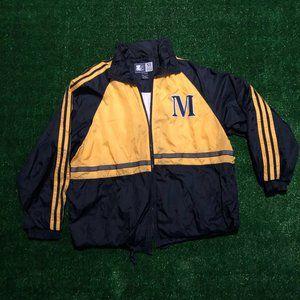 Vintage 90's Starter Michigan Jacket FITS LIKE L